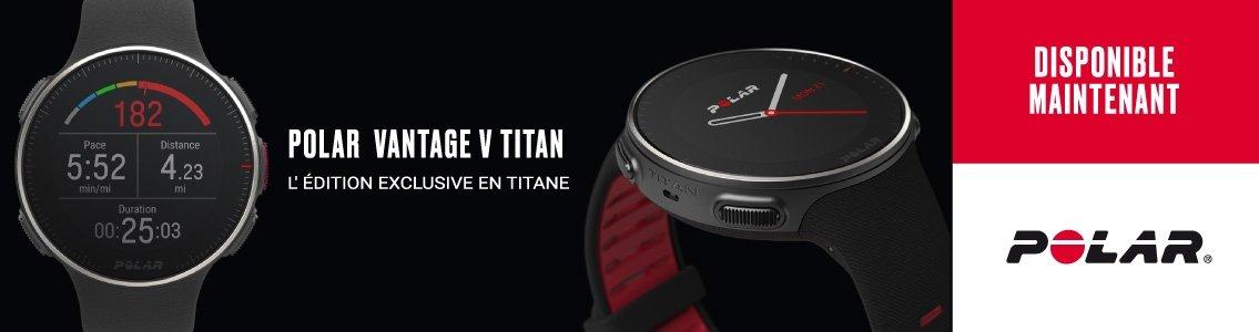 Polar Vantage V Titan