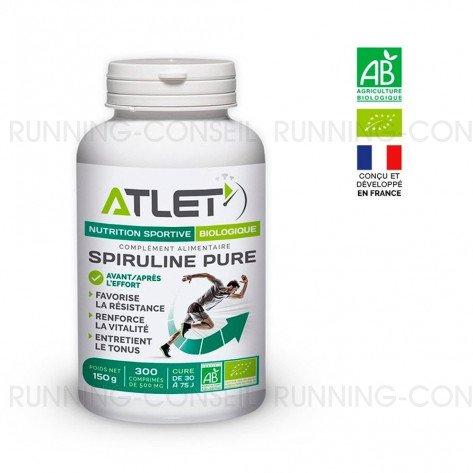 SPIRULINE PURE 300 comprimés certifiée biologique FR-BIO-01