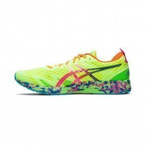 ASICS GEL-NOOSA TRI 12 Homme | Safety Yellow / Hot Pink
