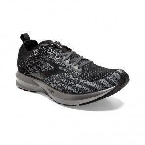 BROOKS LEVITATE 3 Homme | Black/Ebony/Silver