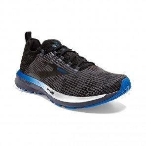BROOKS RICOCHET 2 Homme | Black/Grey/Blue