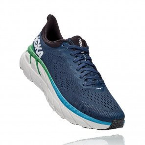 HOKA ONE ONE Clifton 7 MOONLIT OCEAN / ANTHRACITE Homme