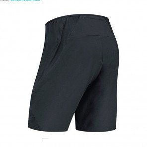 GORE® R5 SHORT 2in1 HOMME | BLACK