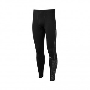 RONHILL Collant Momentum Afterlight Homme| Black Reflect