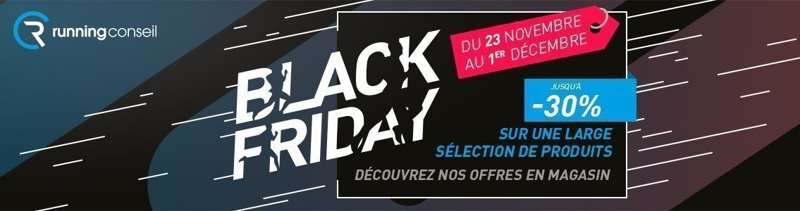 Black Friday Running Conseil Annemasse