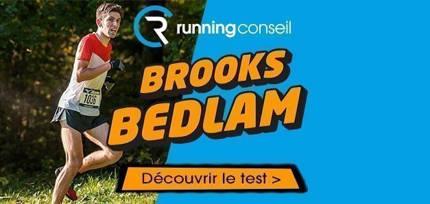 BROOKS BEDLAM TEST